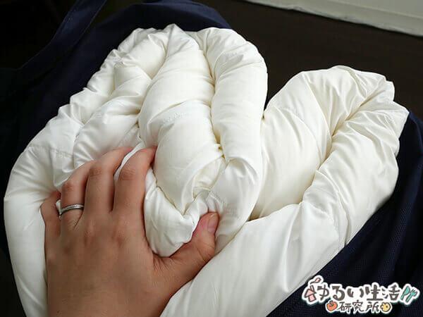 ホオンテック(ショップジャパン・トゥルースリーパーの掛け布団)