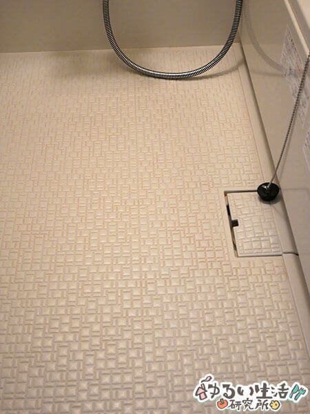 木村石鹸「風呂床の洗浄剤」を使ってみた感想・レビュー